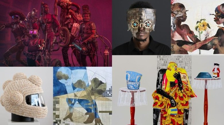 6 Afrofuturism Artists to Watch out for that explore Modern African diaspora