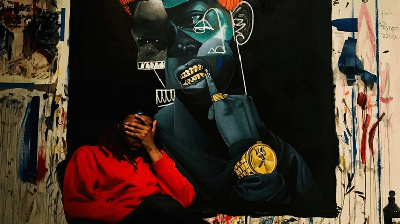 Contemporary Portraiture by Malik Roberts