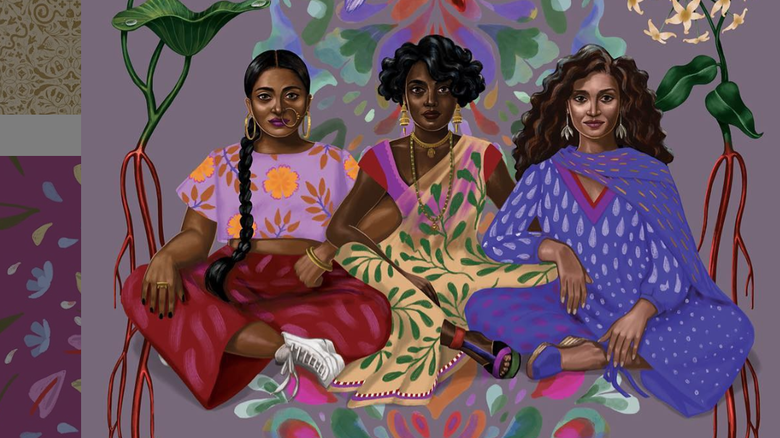 Extraordinary Portraits of Women of Color By Shyama Golden