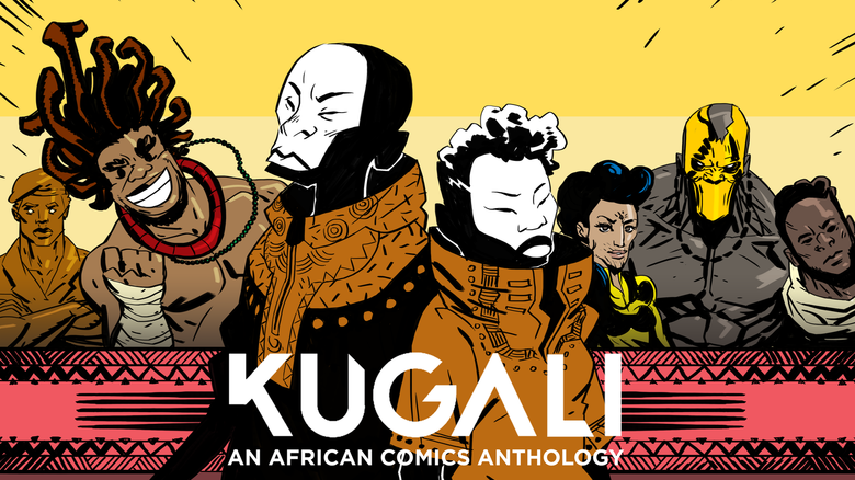 """KUGALI"" An African Comics Anthology"