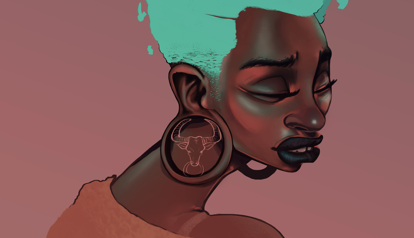Modern African Identities in the digital art of Terence 'Tako' Maluleke