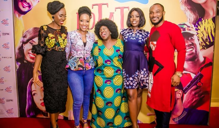 New Movie 'Potato Potahto' Premiere in Lagos