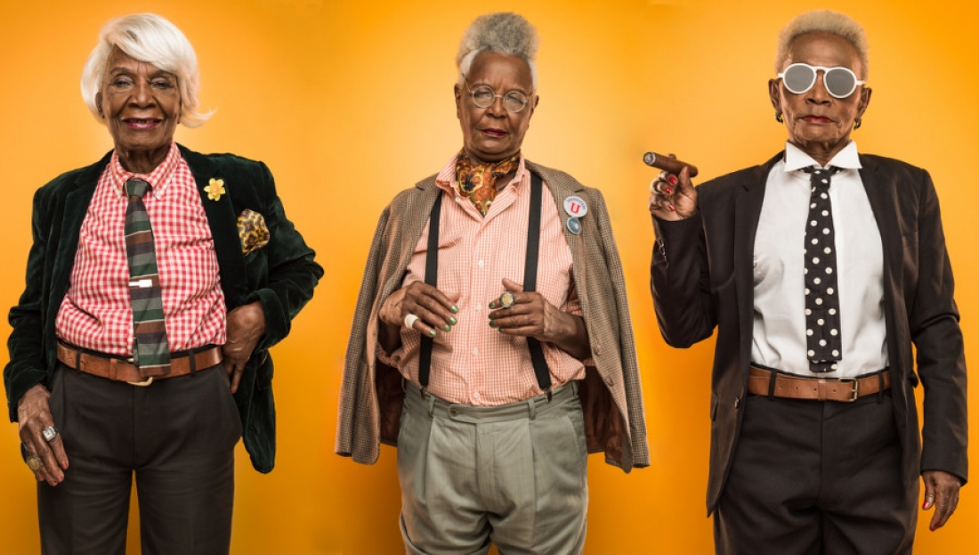 Osborne Macharia brings to life the Extravagant lives of Fictional Dapper Kenyan Grannies