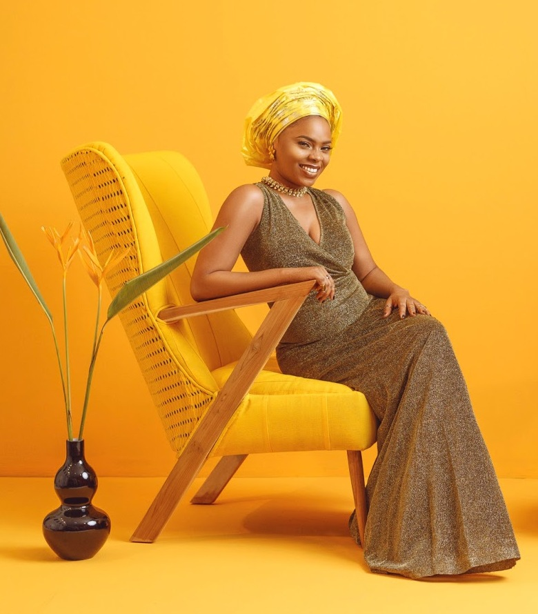 Nigerian Furniture Brand Ilé-Ilà unveils The Àdùnní Chair with Chidinma Ekile as The Muse