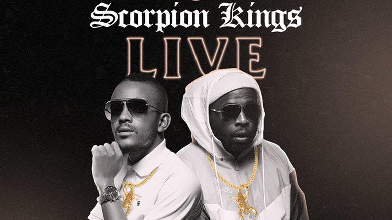 "Kabza De Small & DJ Maphorisa have Released a studio Album entitled ""Scorpion Kings Live"""