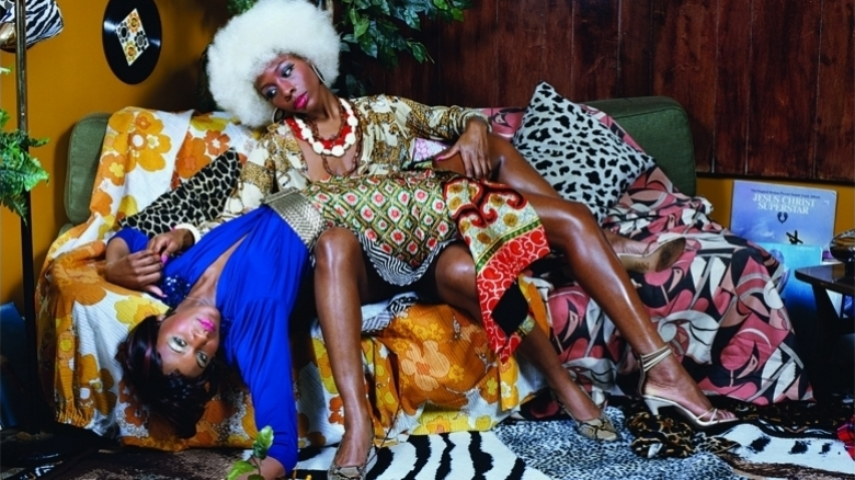 Mickalene Thomas: Muse and Tête-à-Tête exposition @Maryland Institute College of Art (27 Jan 2017 - 12 Mar 2017)