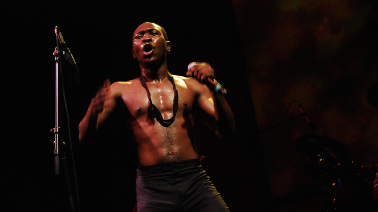 Seun Kuti & Egypt 80 late 2017 Europe Tour