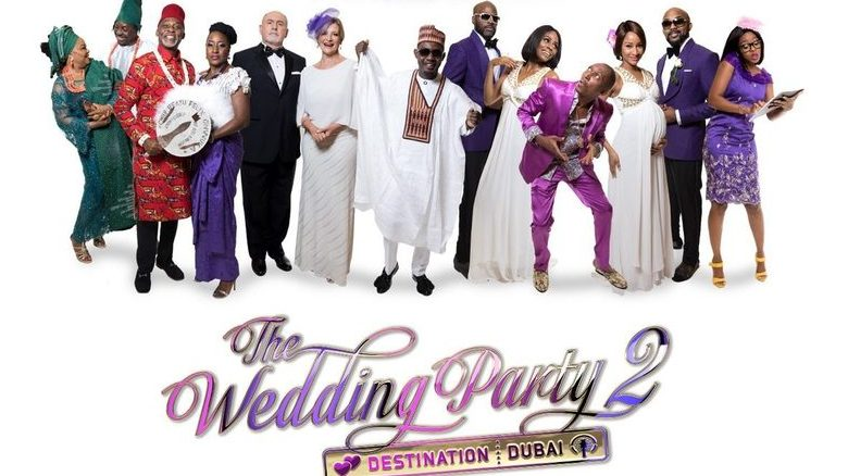 A Nollywood wedding movie is Nigeria's first international box-office hit