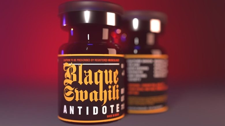 "Blaque Swahili distills their ""Antidote"" from Nairobi (Album)"