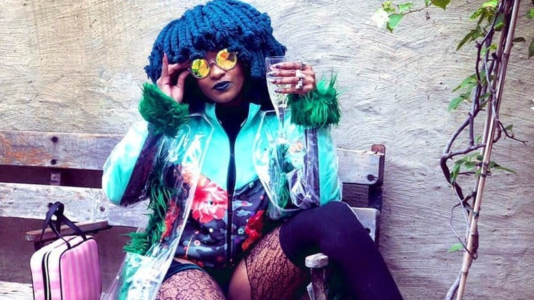 "Moonchild Sanelly Dropped her ""Nüdes"" EP"