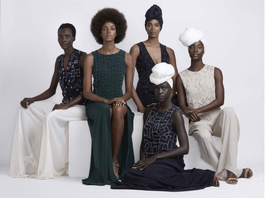Lookbook: Rwanda Fashion brand 'mille collines' new collection