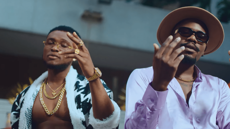 "Watch BeevLingz and Ycee in ""Come Down"" Music Video"
