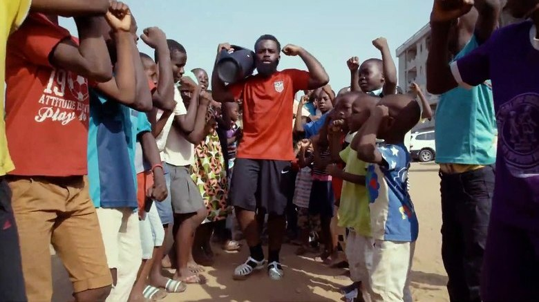 "Didi B and Afro B, the Ivorian Brothers meet on ""Puissant"" (Music Video)"