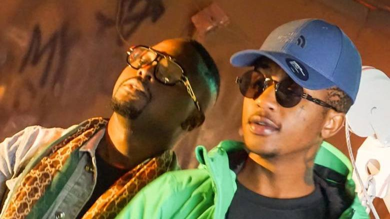 Gwamba featuring Emtee – Own Time (Music Video)