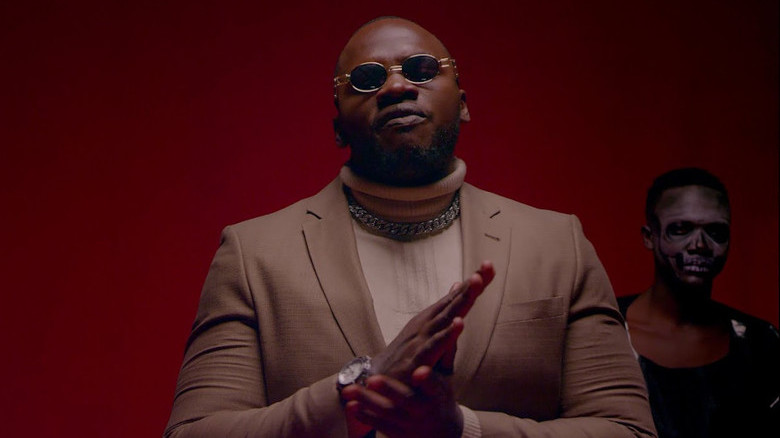 "Khaligraph Jones & Sarkodie Deliver us the Video of their hit song ""Wavy"""