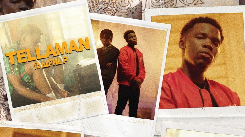 "Watch Tellaman New Music Video for ""Cross My Heart Remix"" with Alpha P"