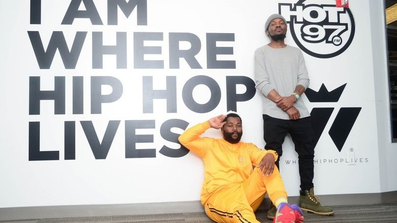 Watch Sjava's HOT 97 Interview With Ebro In The Morning
