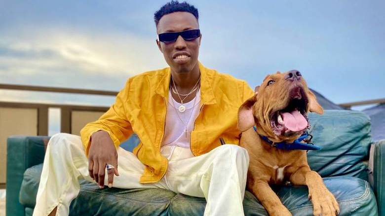 "J.Derobie Takes us to Accra in ""My People"" (The Movie)"