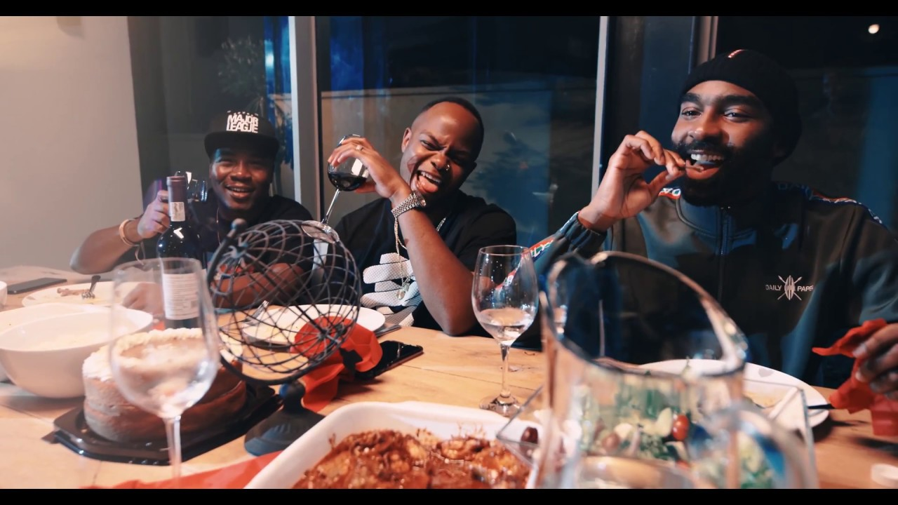 Major League feature Patoranking, Riky Rick & Kly On 'Do Better' (music video)
